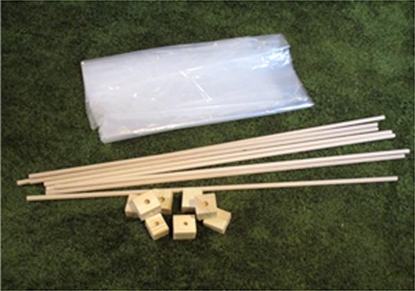 ビニール温室道具